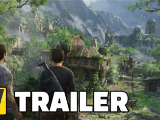 Uncharted 4 Trailer