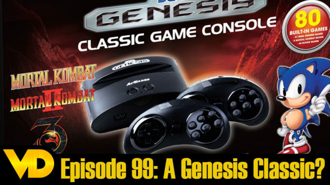 Sega Genesis Classic
