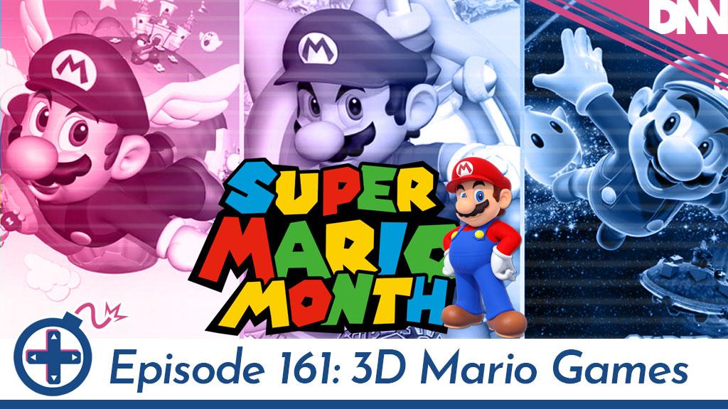 Mario 3D Allstars cover
