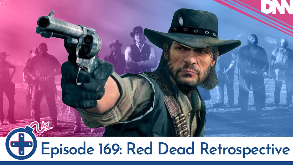 main characters from red dead redemption video game